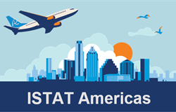 Beer and BBQ at ISTAT Americas